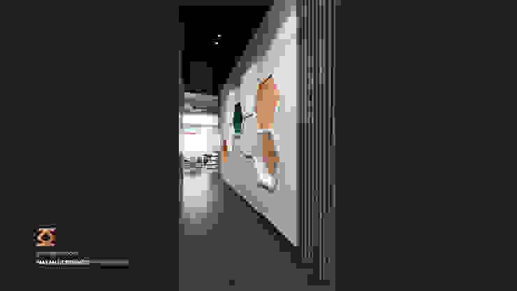 Boy's Bed Room توسط ICONIC DESIGN STUDIO مدرن