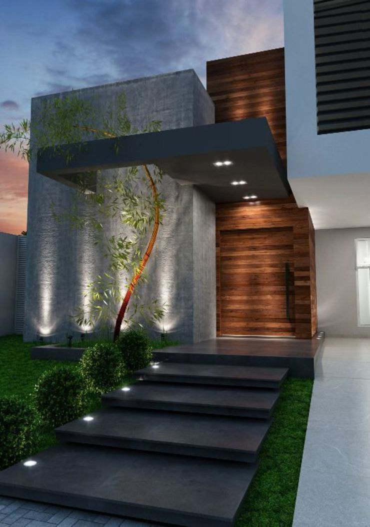 Grupo MCB Corridor, hallway & stairsLighting