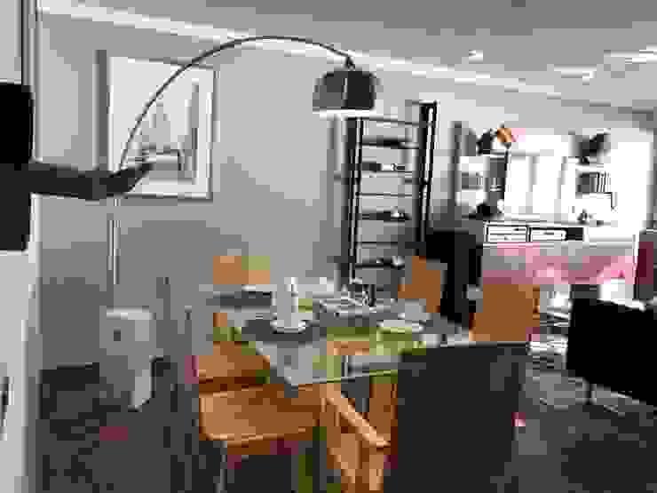 Modern dining room by Kaa Interior | Arquitectura de Interior | Santiago Modern