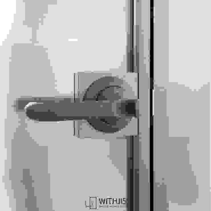 ALU-SW 핸들 by WITHJIS(위드지스) 모던 알루미늄 / 아연