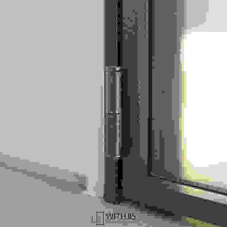 여닫이도어 힌지 by WITHJIS(위드지스) 모던 알루미늄 / 아연