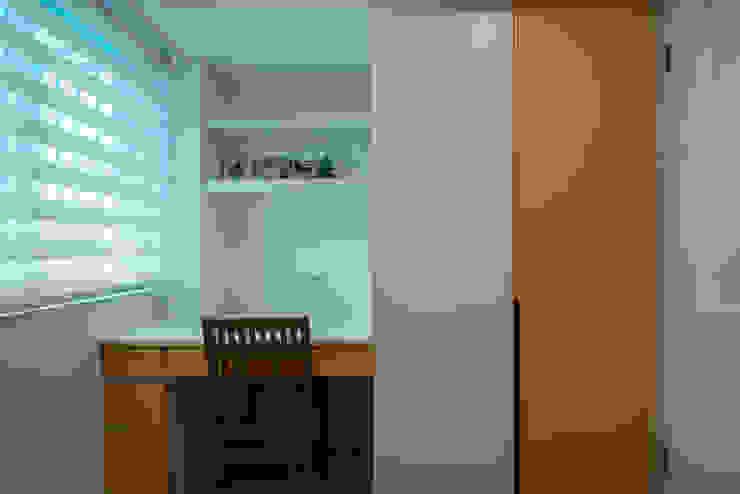給老建築新生命的改造工程 根據 富亞室內裝修設計工程有限公司 北歐風 MDF