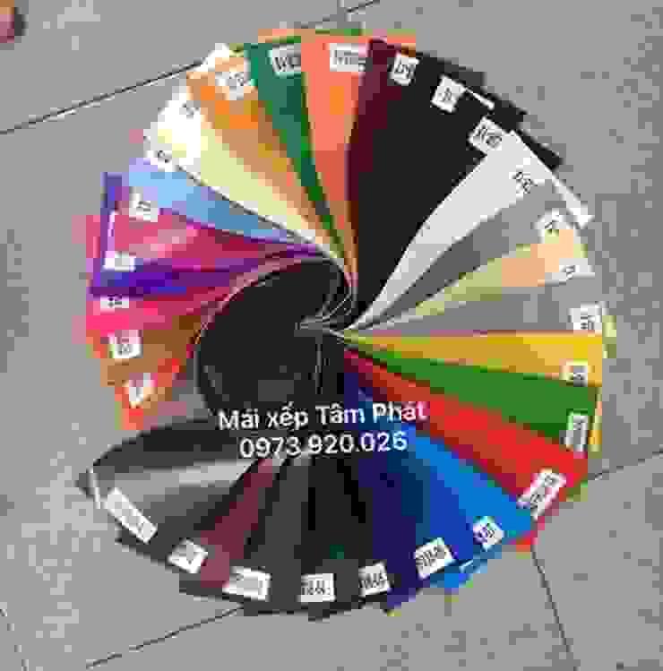 Màu bạt mái xếp hợp phong thuy cho tuổi Thìn, tỵ, ngọ, mùi, thân, dậu, tuất, hợi, tý, sửu, dần, mạo bởi CÔNG TY TNHH CK XD TM DV TÂM PHÁT