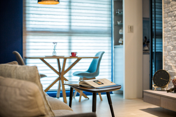 現代簡約舞春秋 根據 富亞室內裝修設計工程有限公司