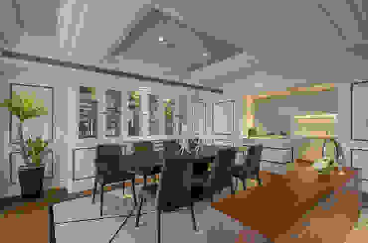 古典美學 邑舍室內裝修設計工程有限公司 餐廳