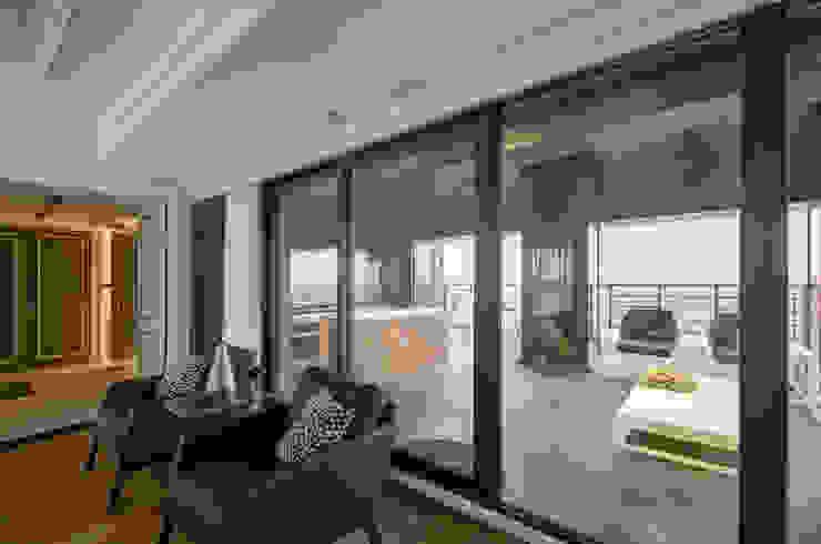 古典美學 邑舍室內裝修設計工程有限公司 窗戶