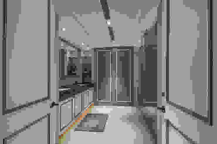 古典美學 邑舍室內裝修設計工程有限公司 浴室