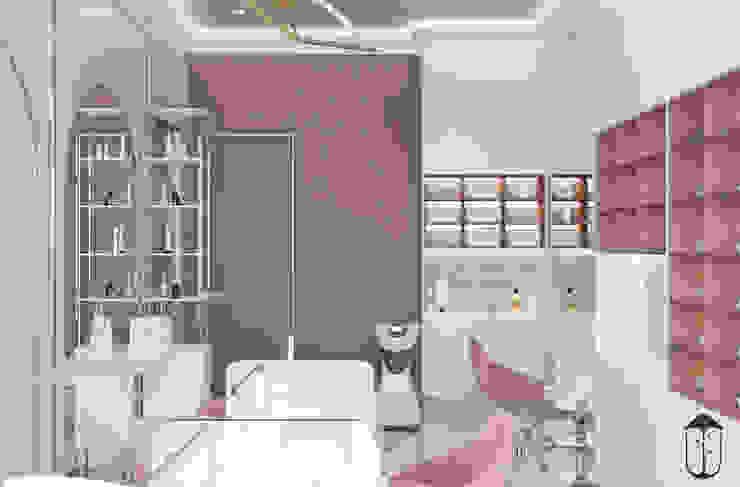 Bureau original par U-Style design studio Éclectique