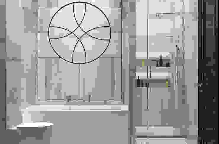 Baños de estilo clásico de U-Style design studio Clásico