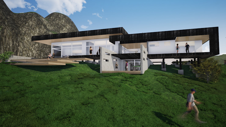 Detached home by homify