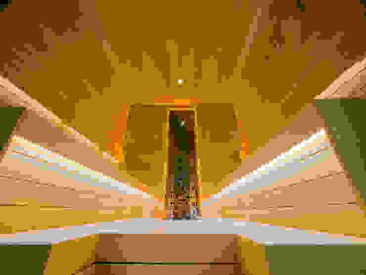 Çilek Spa Design 桑拿 木頭 Wood effect