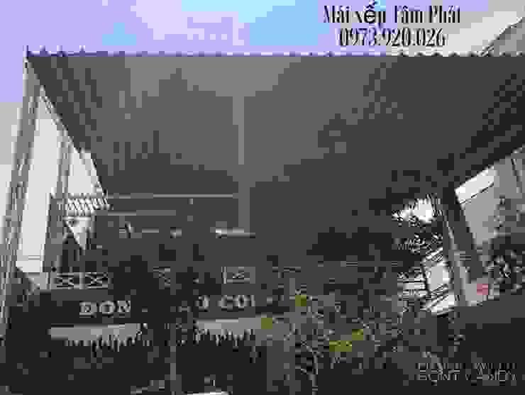 CÔNG TY TNHH CK XD TM DV TÂM PHÁT Balcony MDF Blue