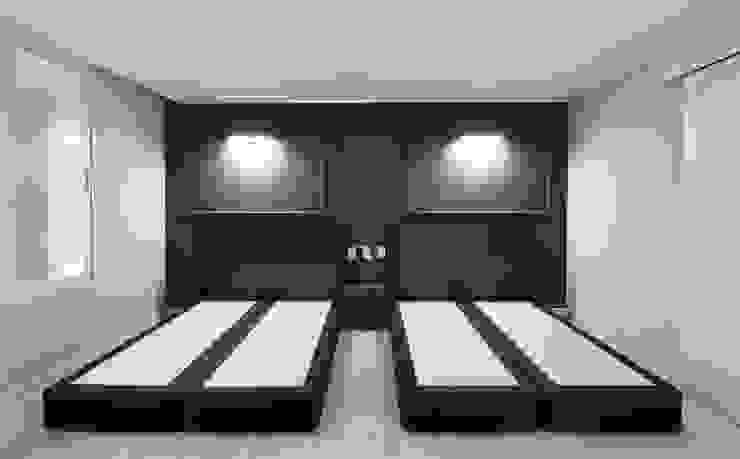 Modern style bedroom by 블랑브러쉬 Modern
