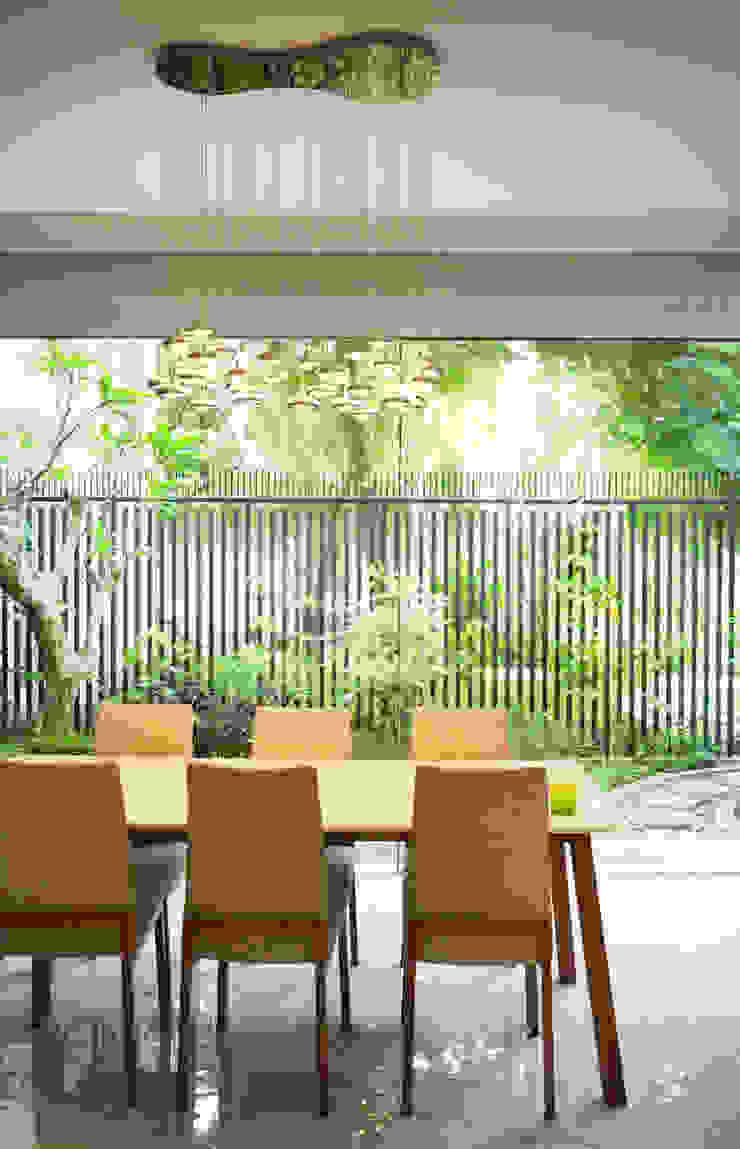G House Ruang Makan Modern Oleh Atelier Ara Modern