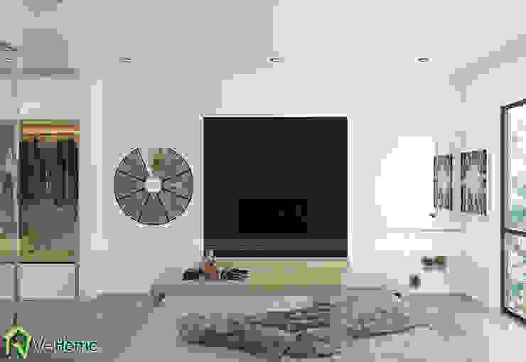 Concept Smart Hotel – Ý tưởng về Khách sạn thông minh: hiện đại  by Công ty CP tư vấn thiết kế và xây dựng V-Home, Hiện đại