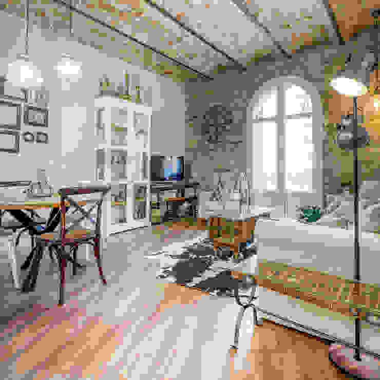 Interior de un piso en Barcelona, España Carlos Sánchez Pereyra | Artitecture Photo | Fotógrafo HogarAccesorios y decoración