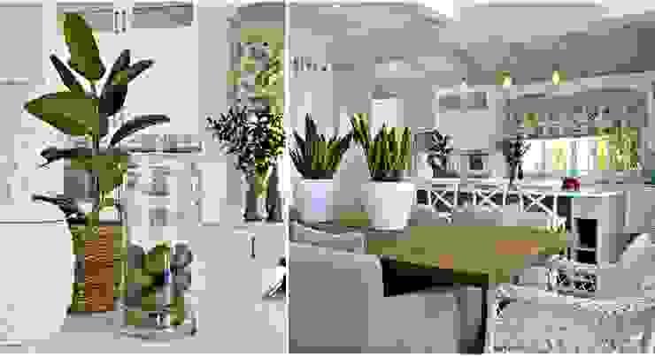 Classic style dining room by Joseph Avnon Interiors Classic