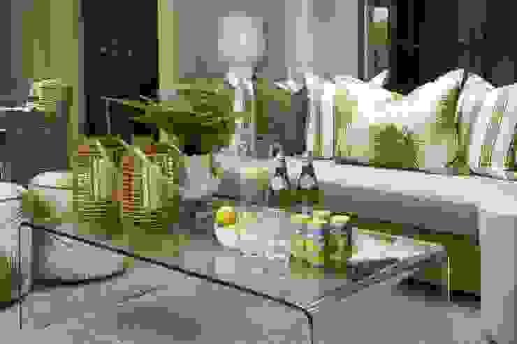 Classic style balcony, porch & terrace by Joseph Avnon Interiors Classic