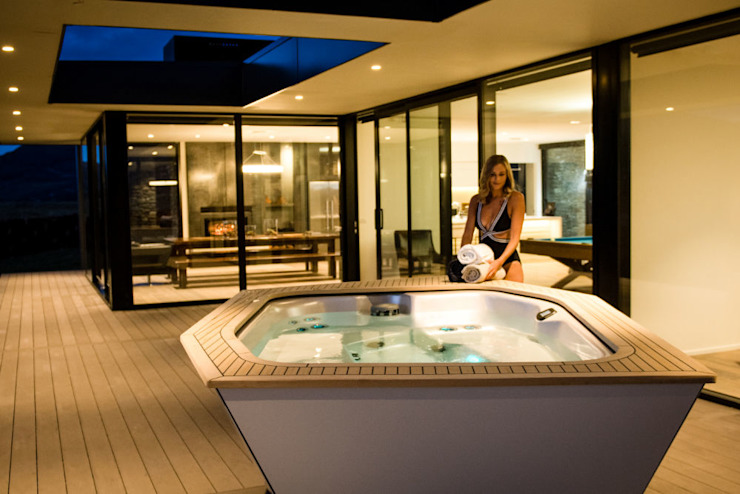 SPA Deluxe GmbH - Whirlpools in Senden Modern Terrace