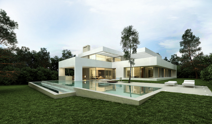 Mejores arquitectos en Madrid. de Otto Medem Arquitecto vanguardista en Madrid Moderno
