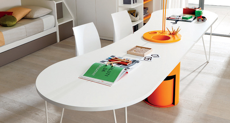 ESPAÇOS: Escritórios por INTERDOBLE BY MARTA SILVA - Design de Interiores Minimalista