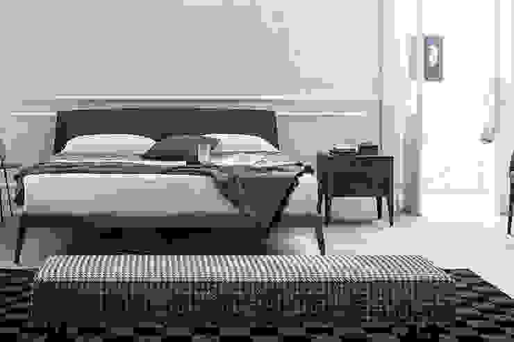 ESPAÇOS: Quartos Casal INTERDOBLE BY MARTA SILVA - Design de Interiores Quartos modernos
