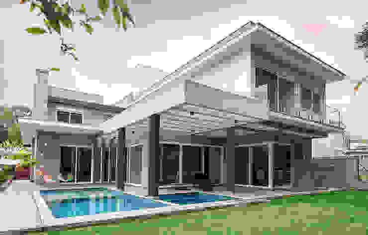 Espaço do Traço arquitetura Casas modernas