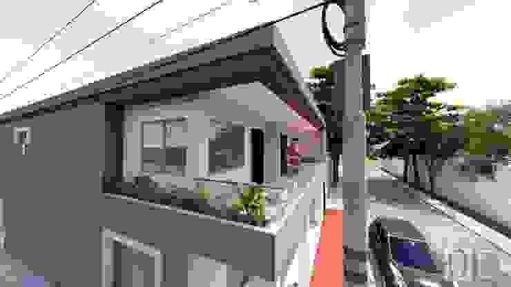 Apartamentos Vista 1 de Arq Luis OC