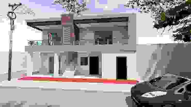 Apartamentos Vista 3 de Arq Luis OC