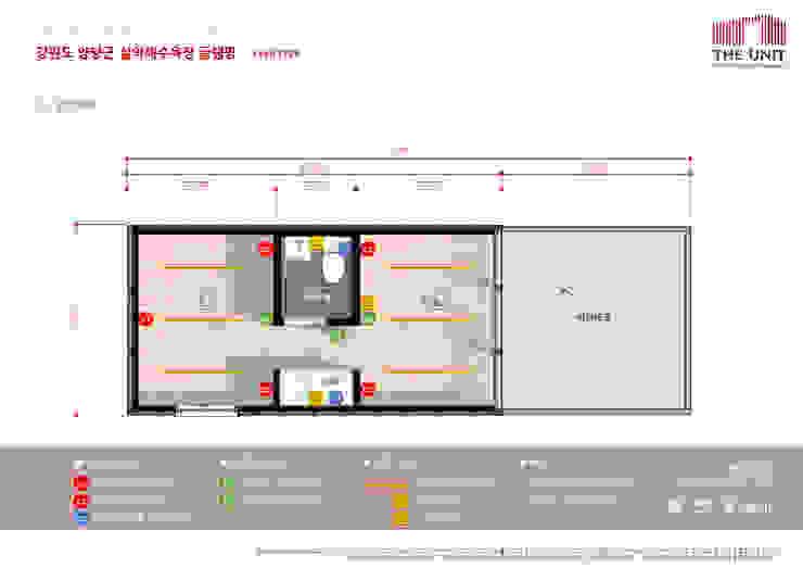 floor plan_detail: 더유닛의 현대 ,모던