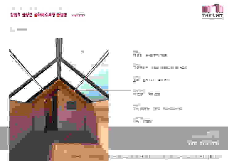 interior plan 모던스타일 거실 by 더유닛 모던