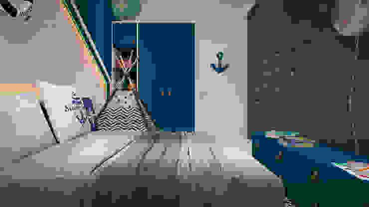 Modern Bedroom by VAN NAM FURNITURE & INTERIOR DECORATION CO., LTD. Modern
