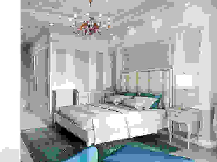 Дизайн интерьера Киев|tishchenko.com.ua의  작은 침실
