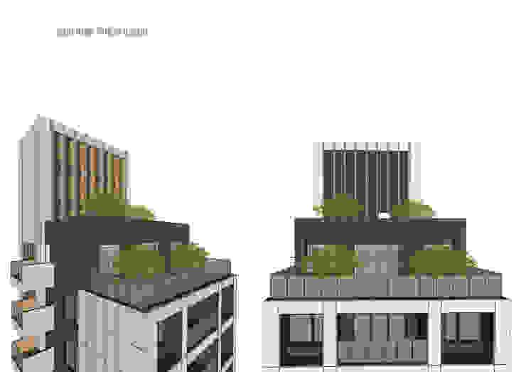 頂樓綠化 雲展建築設計 Winstarts Architectural Design Group