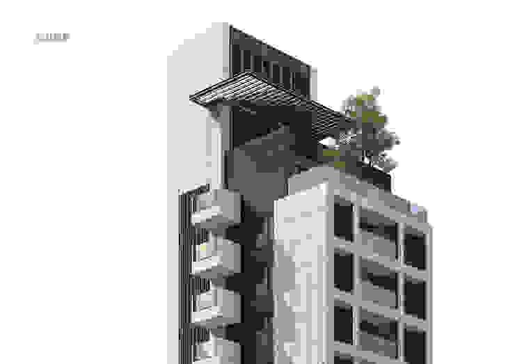 外觀立面造型 雲展建築設計 Winstarts Architectural Design Group