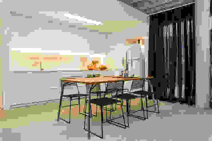 Johnny Thomsen Arquitetura e Design Kitchen