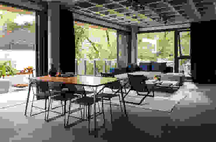 Johnny Thomsen Arquitetura e Design Living room