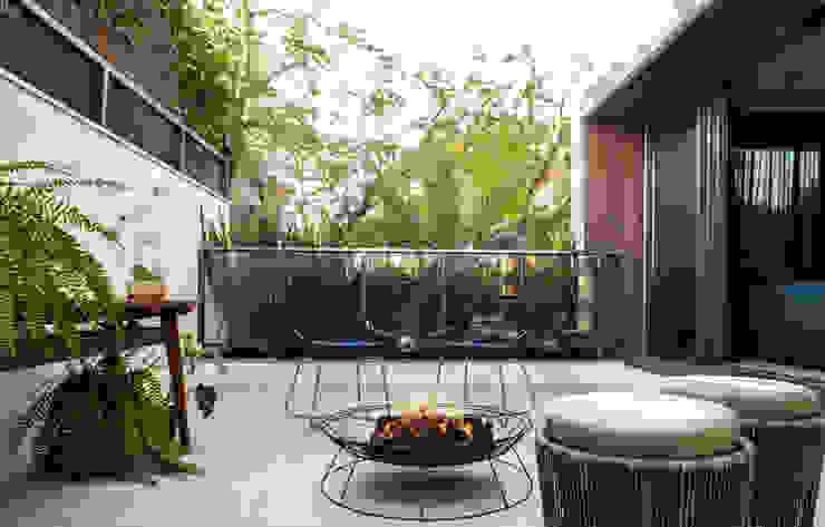 Johnny Thomsen Arquitetura e Design Terrace