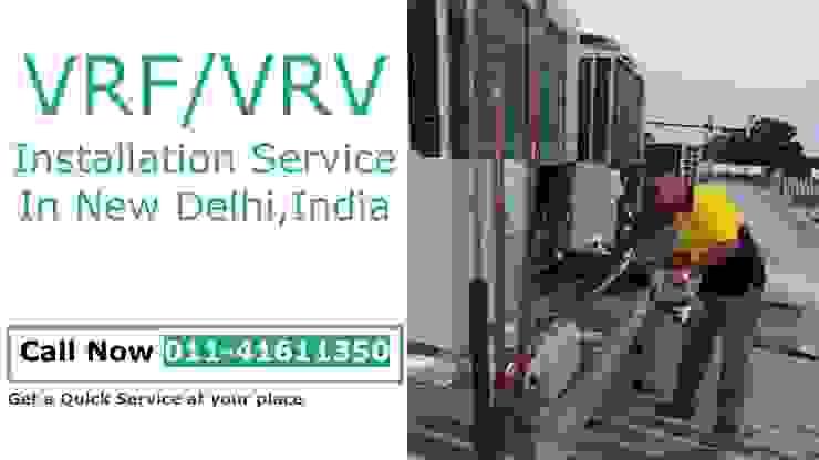 VRV/ VRF Installation Services in Delhi/NCR,India VRF / VRV AC Dealers in Delhi/NCR,India Balcony