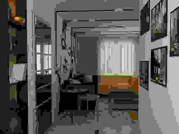 d.b.mroz@onet.pl Ruang Keluarga Gaya Eklektik
