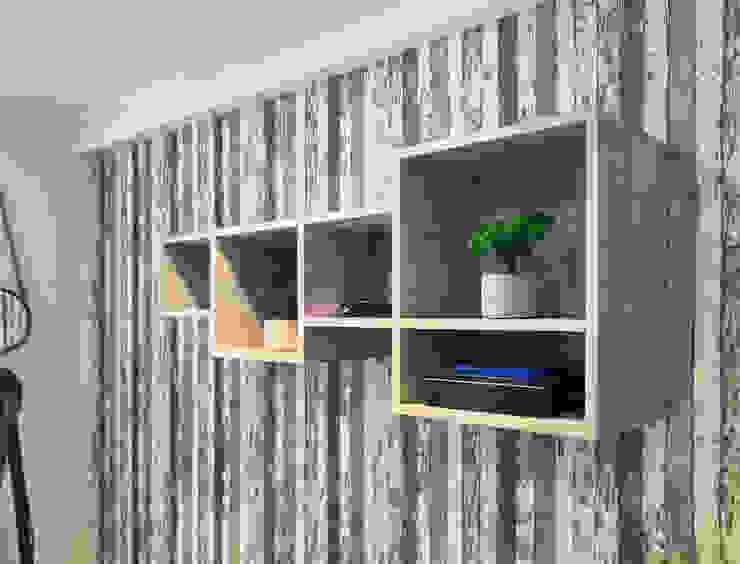 Detalles de decoracion de Estudio Arquitectura y construccion PR/ Remodelaciones y Diseño de interiores / Santiago, Rancagua y Viña del mar Minimalista