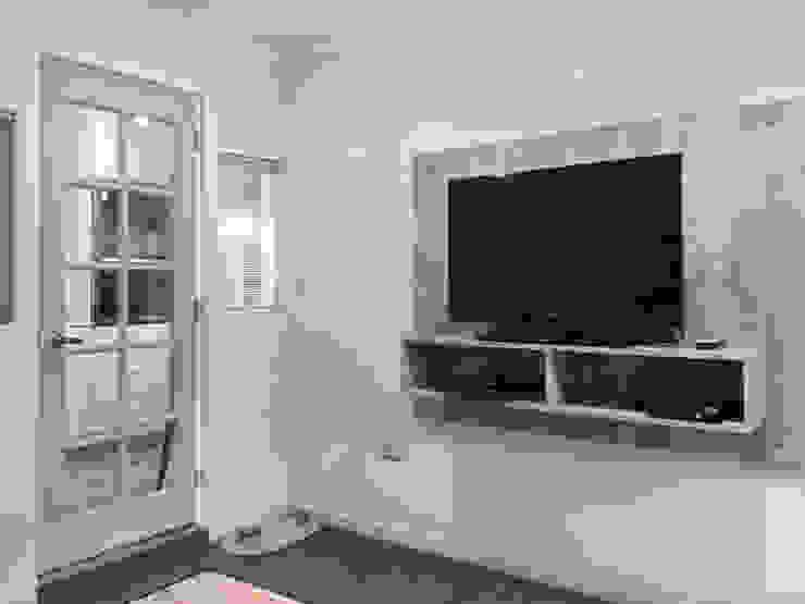 Estar minimalista Livings de estilo minimalista de Estudio Arquitectura y construccion PR/ Remodelaciones y Diseño de interiores / Santiago, Rancagua y Viña del mar Minimalista