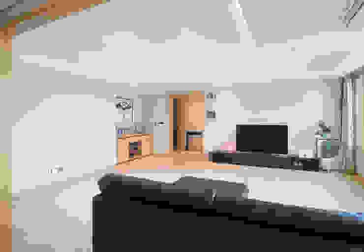 블랑브러쉬 Modern living room