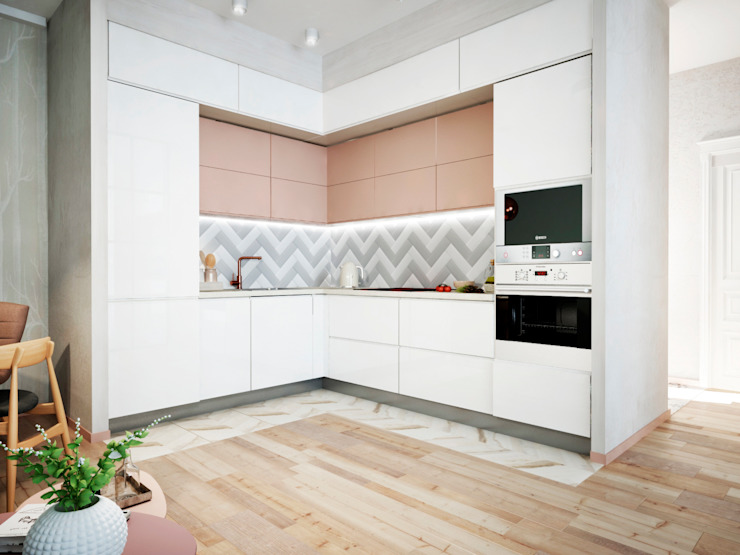 Kitchen by Анна Крапивко