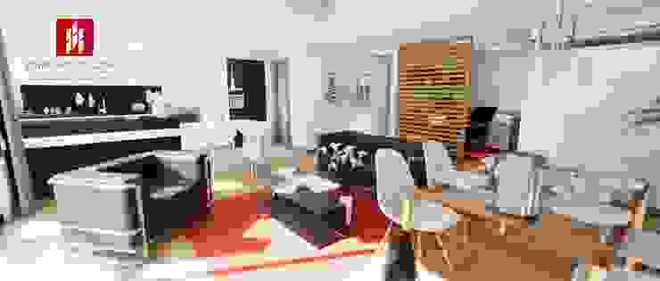 Apartamento modelo Pascana de San Francisco – año 2019. de EHG arquitectura y construcción