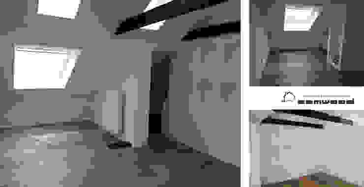 Dachausbau - vom Dachboden zum Wohnraum. Klassische Schlafzimmer von COMWOOD | Individuelle Lösungen aus Holz Klassisch
