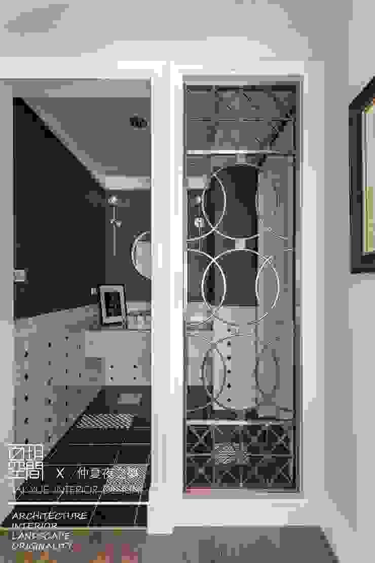 百玥空間設計 ─ 仲夏夜之夢 百玥空間設計 浴室 磁磚 Multicolored