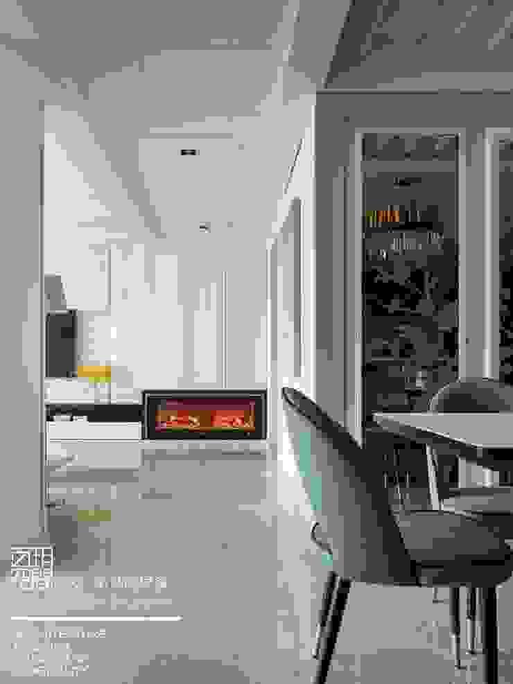 百玥空間設計 ─ 第凡內早餐 Breakfast at Tiffany's 根據 百玥空間設計 古典風 木頭 Wood effect