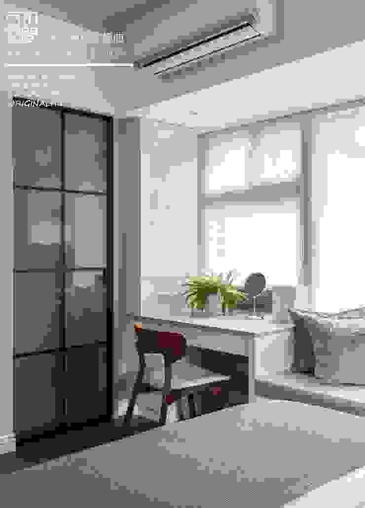 百玥空間設計 ─ 蕭邦狂想曲 根據 百玥空間設計 隨意取材風 木頭 Wood effect