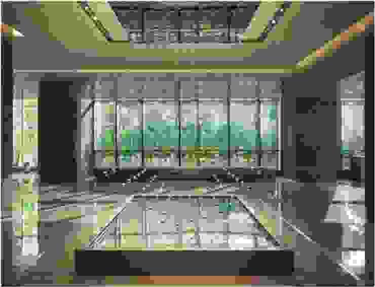 晶英酒店大廳設計 樸木聯合建築師事務所 飯店 金屬
